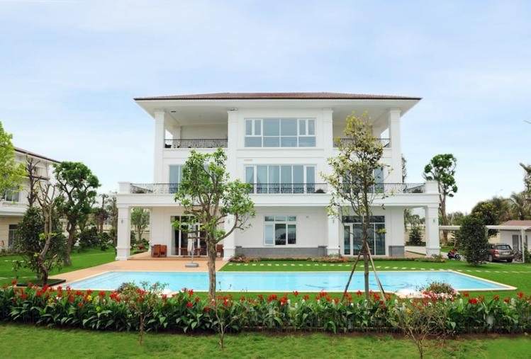 Villas in Vinhomes Riverside
